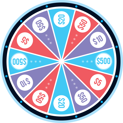 Spin & Win up to $500 on Free Spin Thursdays
