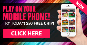 Mobile Version TRY TODAY! $50 FREE CHIP! - Slots of Vegas